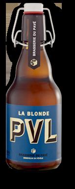 blonde PVL