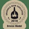 brussels biere challenge bronze 2018