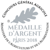 concours general agricole argent 2018