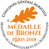 concours general agricole bronze 2018