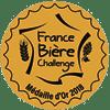 france biere challenge or 2018