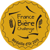 france biere challenge or 2019
