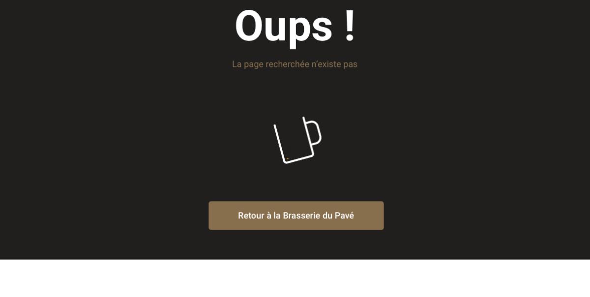 Brasserie du Pavé